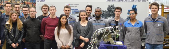 L'apprentissage, la voie pour l'emploi au GIMA Beauvais